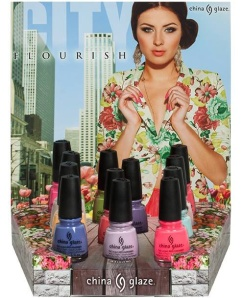 China-Glaze-City-Flourish-Spring-2014-Collection